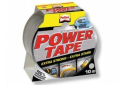Henkel Pattex Power tape 25 m stříbrná